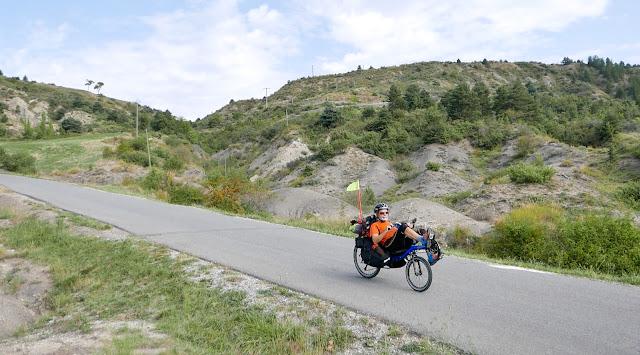 Voyage à vélo de la Bourgogne à la Provence