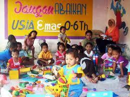 ... Pendidkan dan Parenting, Permasalahan Anak Usia Dini di TK dan PAUD