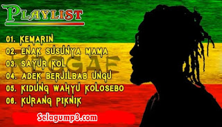 Download Kumpulan Lagu Versi Reggae Full Album Mp3 Top Hits Saat Ini