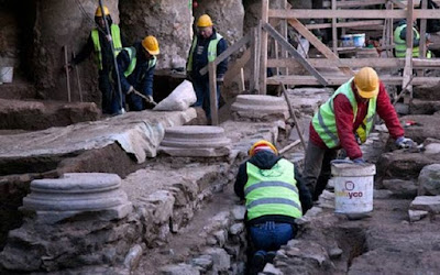 Excavations at Thessaloniki metro to resume