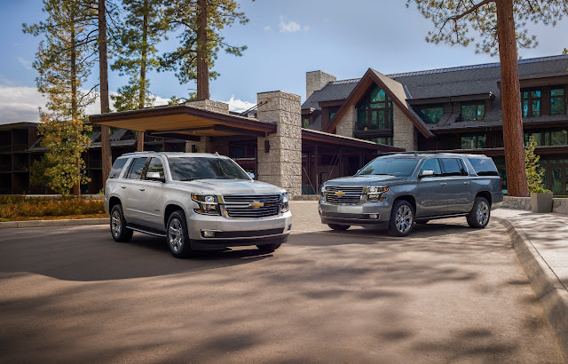 Tahoe and Suburban Premier Plus Special Editions Introduced by Chevrolet