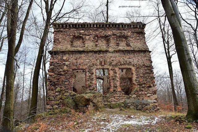 Wzgórze Radziwiłłówka-ruiny zamku