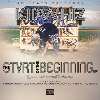 KidWhiz - The Start Of The Beginning  (2016) - Album Download, Cover Art, Tracklist