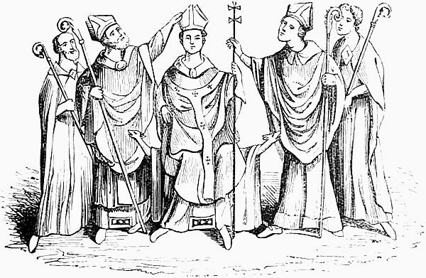 Constitutions of Clarendon: Election of Thomas Becket as