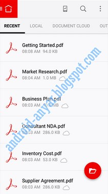 Download Adobe Acrobat Reader APK Full
