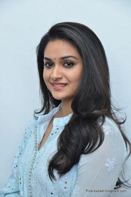 Actress Keerthi Suresh Latest HD Photos and Wallpapers