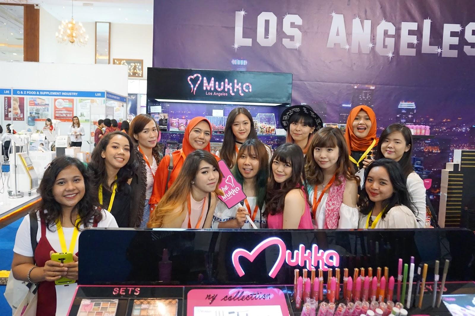 mukka kosmetik blogger gathering | bigdreamerblog.com
