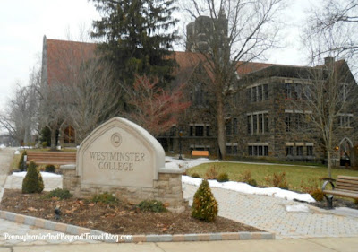 Westminster College in New Wilmington Pennsylvania