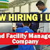 Now Hiring | Imdaad  Facility Management Company - UAE