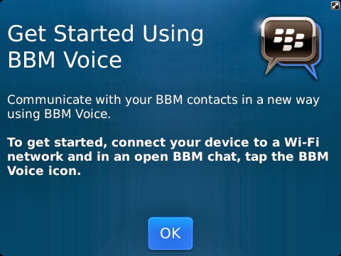 BBM Voice Telponan Gratis