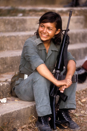 el salvador women