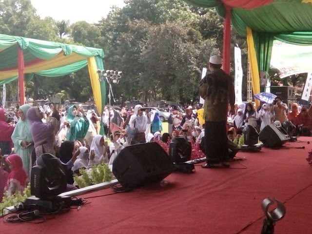 Peringatan Maulid Nabi Muhammad SAW 1438 H di Subang