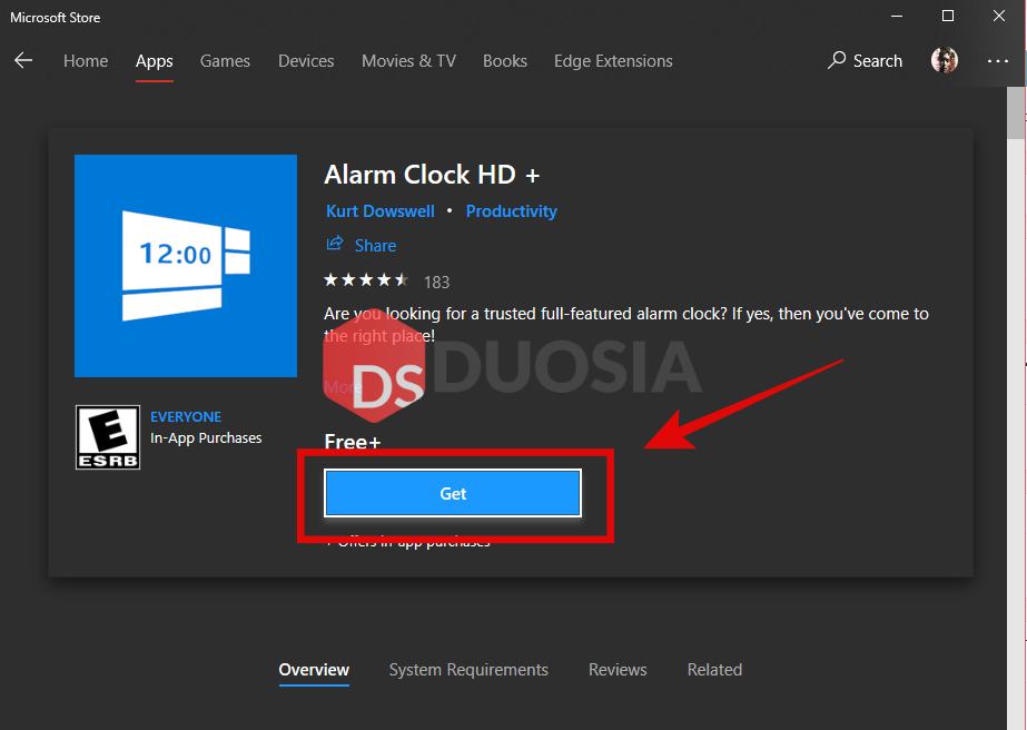 cara set alarm di pc