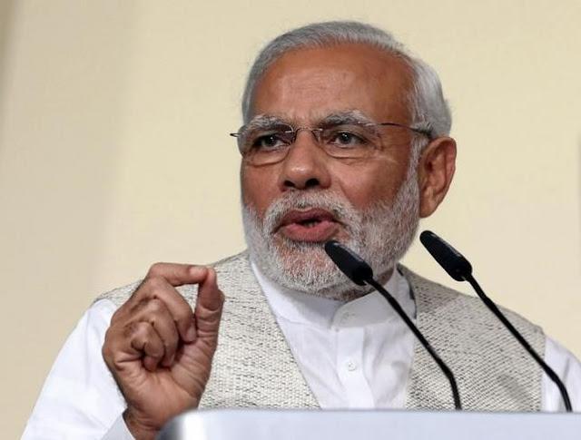 गुरु गोविंद सिंह की 350वीं जयंती मनाएगी सरकार: PM मोदी