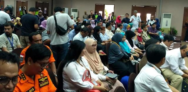 Keluarga Korban Lion Air JT-610 Akan Diberikan Penjelasan Tim Gabungan