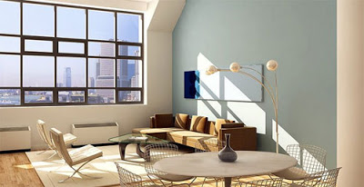 Loft, colors and decoration tips 3