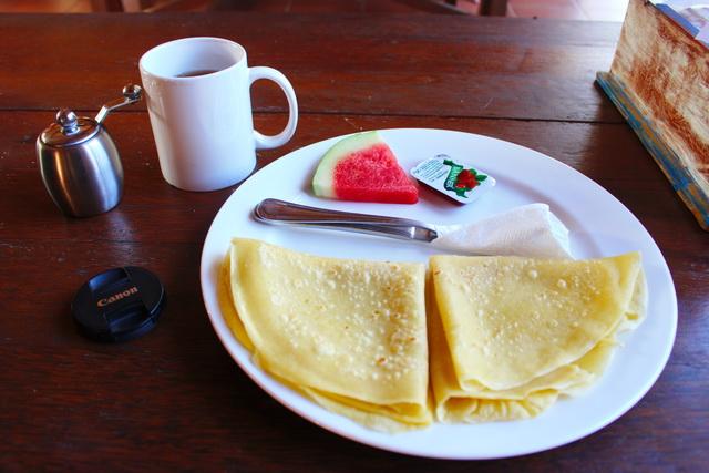 sarapan di giliklapa
