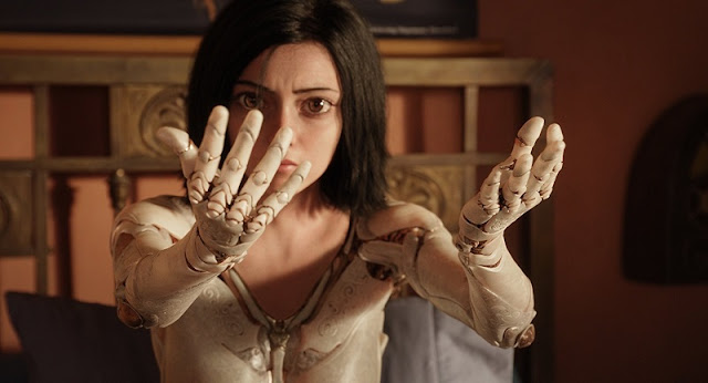 Alita: Battle Angel: Film Review