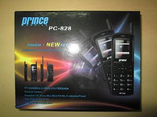 Hape Unik Prince PC828 Nokia Pisang