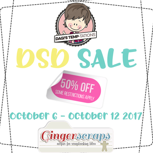 Dagi's Temp-tations DSD Sale