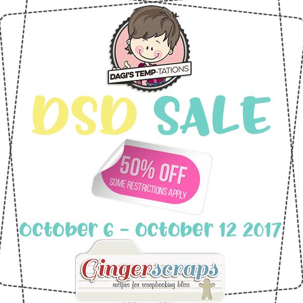 Dagi's Temp-tations DSD Sale