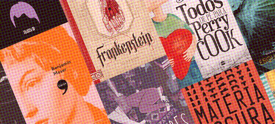 Lançamentos literários mais recentes e imperdíveis - Fevereiro 2017