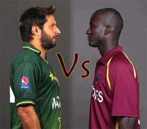 West Indies Vs Pakistan 3rd ODI Match