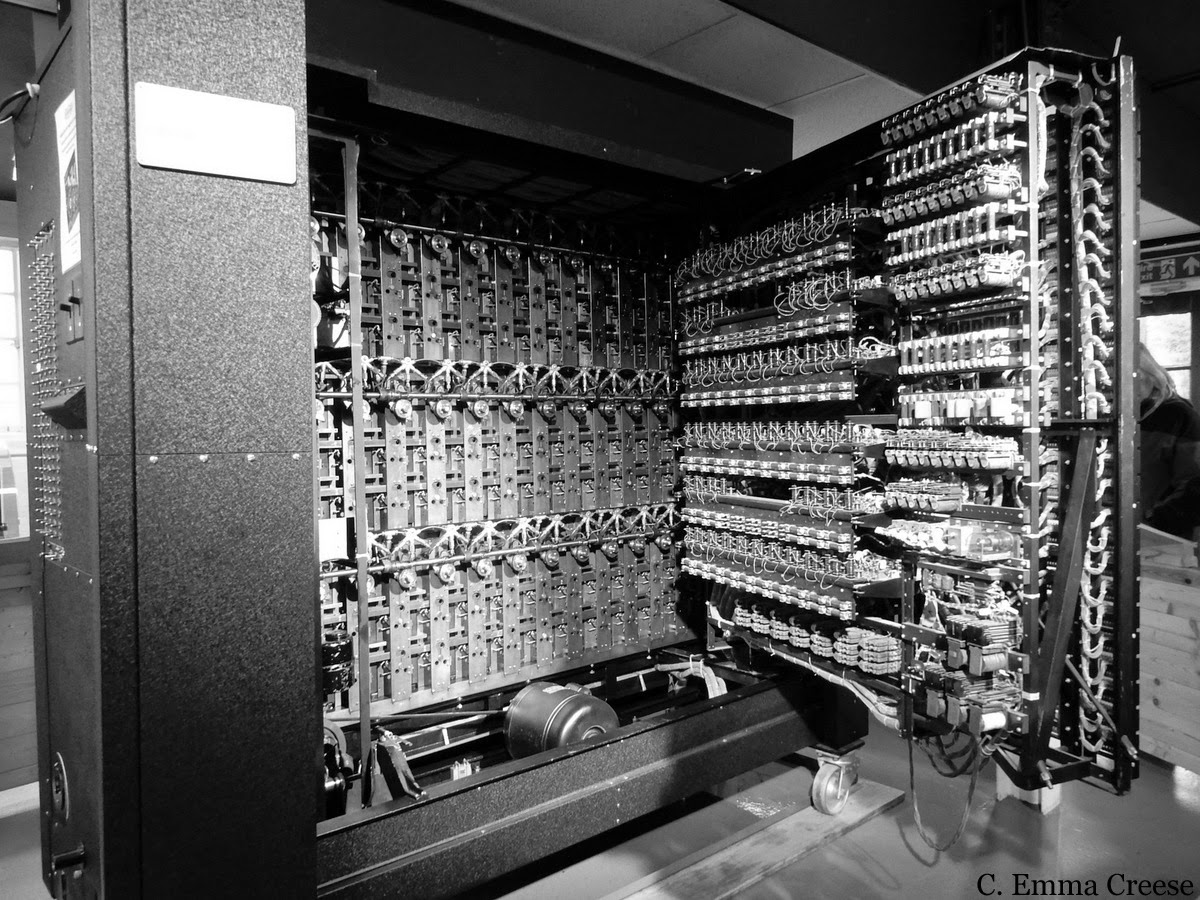Bletchley Park: World War Two, secrets, code cracking and Alan Turing