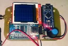 Chitika: DuWayne's AD9850 Arduino TFT SWR Scanner