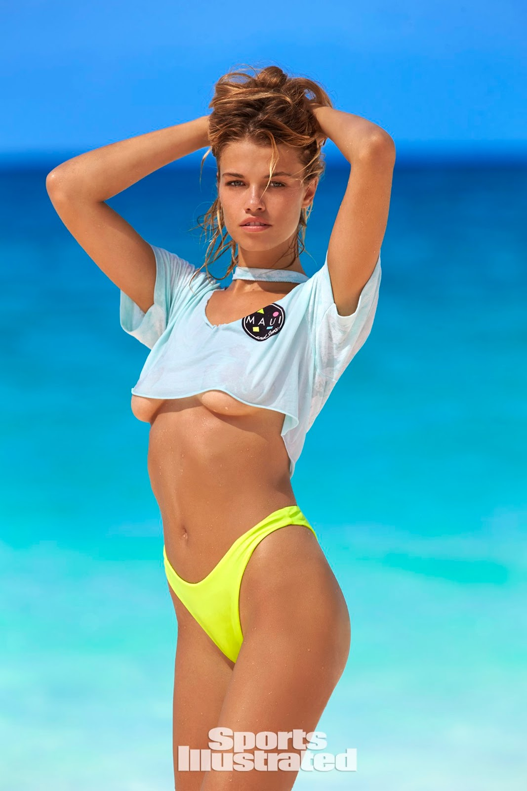 Hailey Clauson 2018 SI Swimsuit Photos