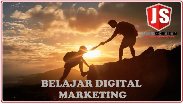 kursus digital marketing terbaik, belajar digital marketing murah