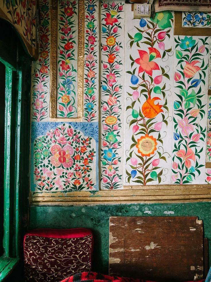 indian wallpaper design home - photo #16