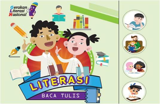 Juknis Penulisan Buku Bacaan Literasi Kemendikbud Tahun 2019