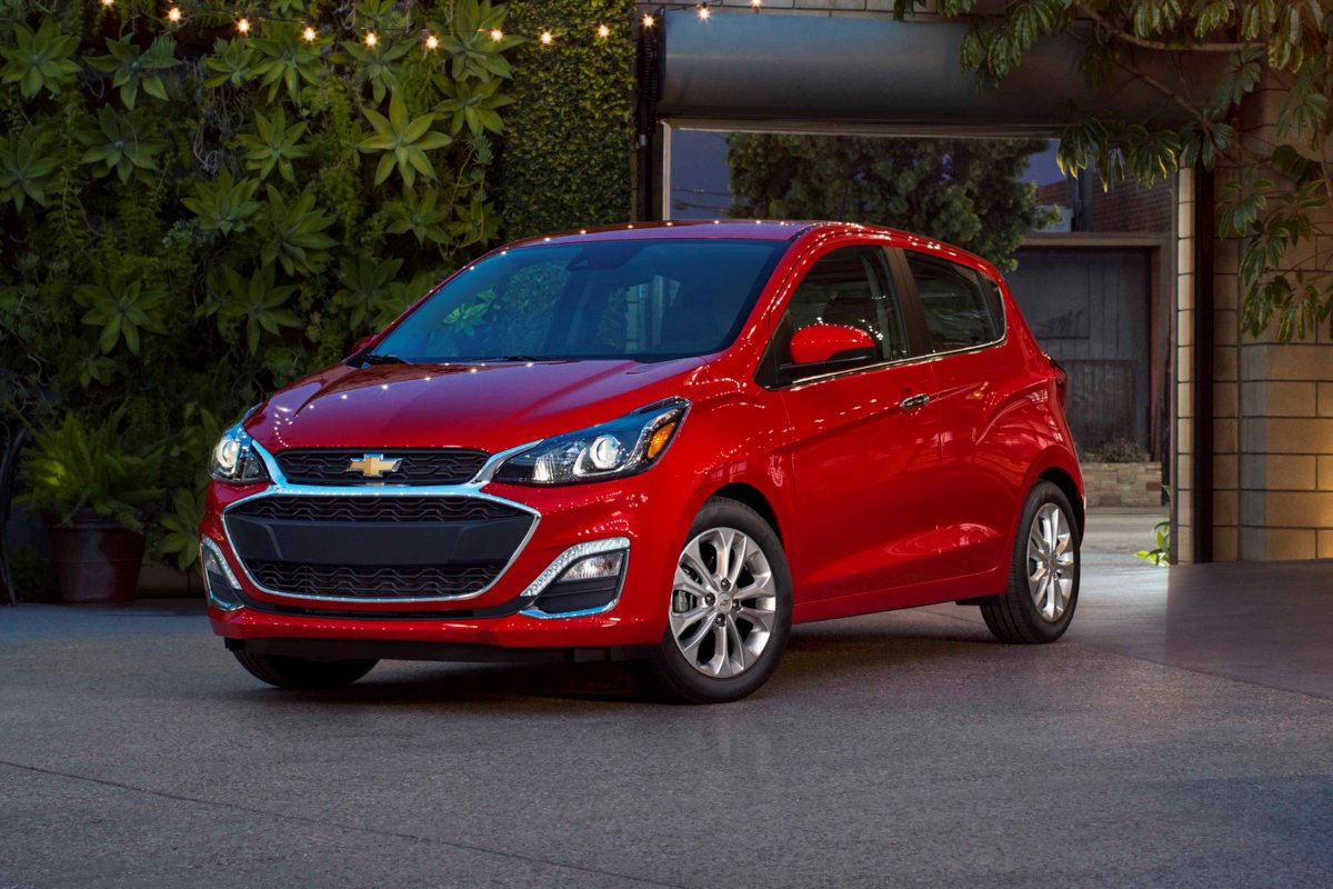 This May Be the Last-Generation Chevrolet Spark ...