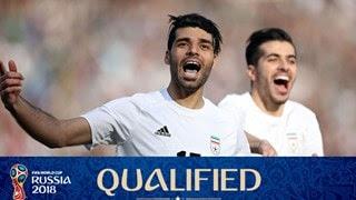 Iran vs Morocco World Cup