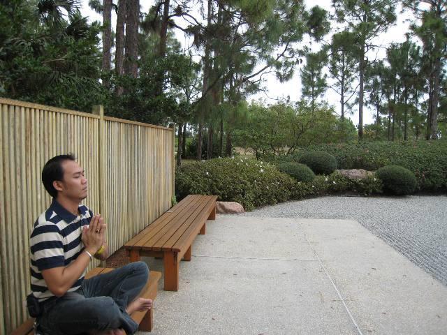 Japanes garden