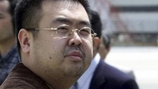 Kim Jong-nam 'killed by VX nerve agent found on his face