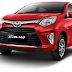 Warna Toyota Calya 2016