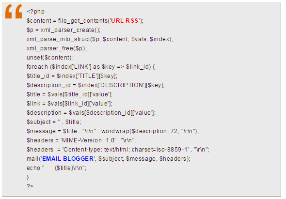 Script source Code PHP Auto Post untuk Versi Blogspot Free Software