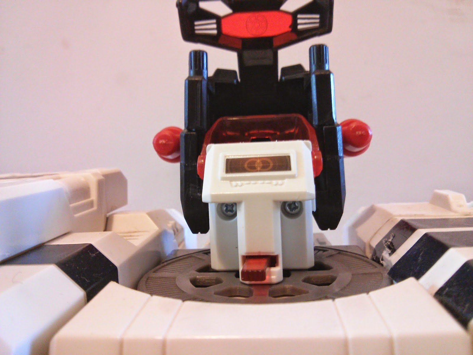 the back of metroplex head