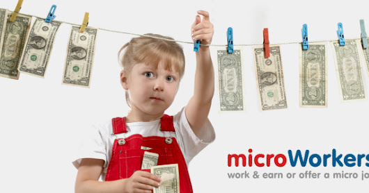 Make Money with Microworkers And Rapidworkers