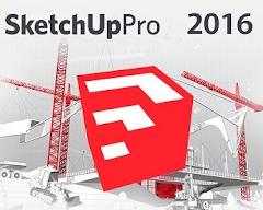 SketchUp Pro 2016 16.1.1449 Final full
