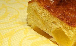 Resep dan Cara Membuat Kue Basah Apple Cake Mudah dan Praktis