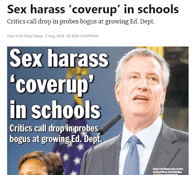 Nyc doe sexual harassment