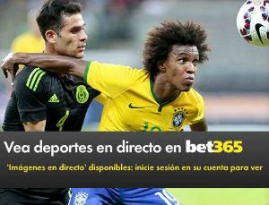 disfruta de la retransmisión de los partidos de la Copa América Centenario en vivo online con bet365