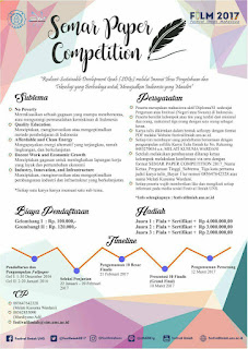 Semar Paper Competition 2017