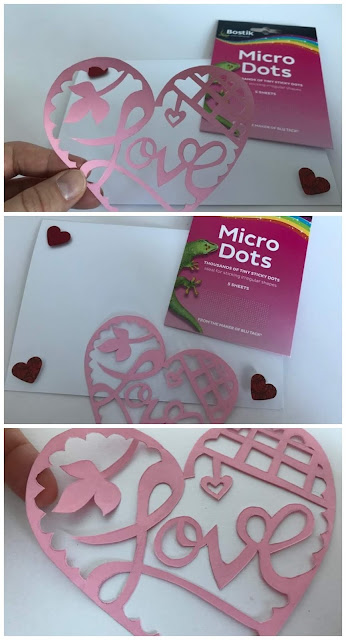 Bostik Microdots for crafting