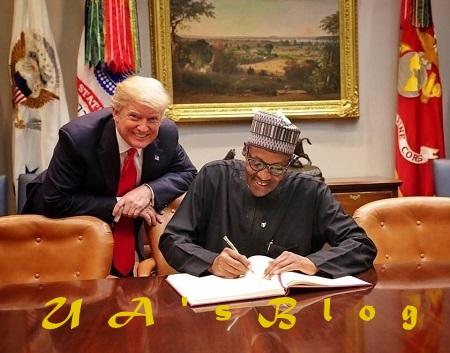 Railways: Buhari signs international consortium agreement in Washington DC