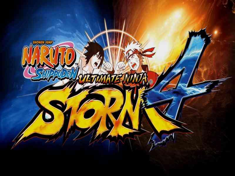 Free Naruto Ultimate Ninja Storm 4