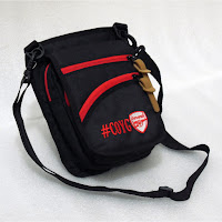 Tas Selempang Bola Arsenal